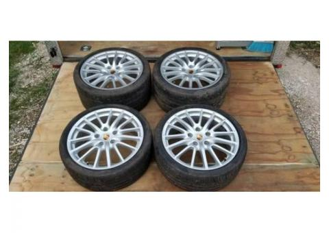 "19"" OEM Wheel Rims (4) for 2006 Porsche 911 Carrera 2S - $1225 (Smithville, TX)"